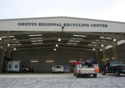 Griffin Regional Recycling Facility